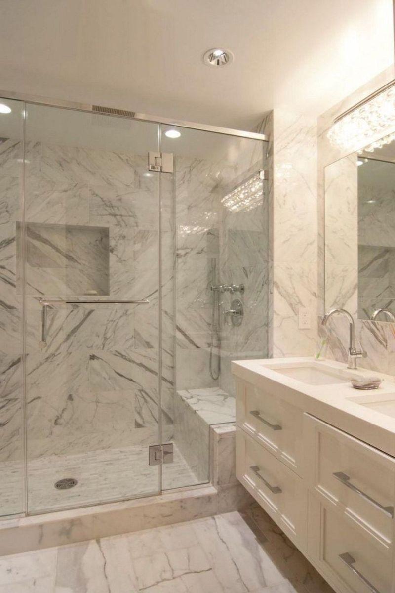 Inspiring Bathroom Tile Showers Design Ideas 13