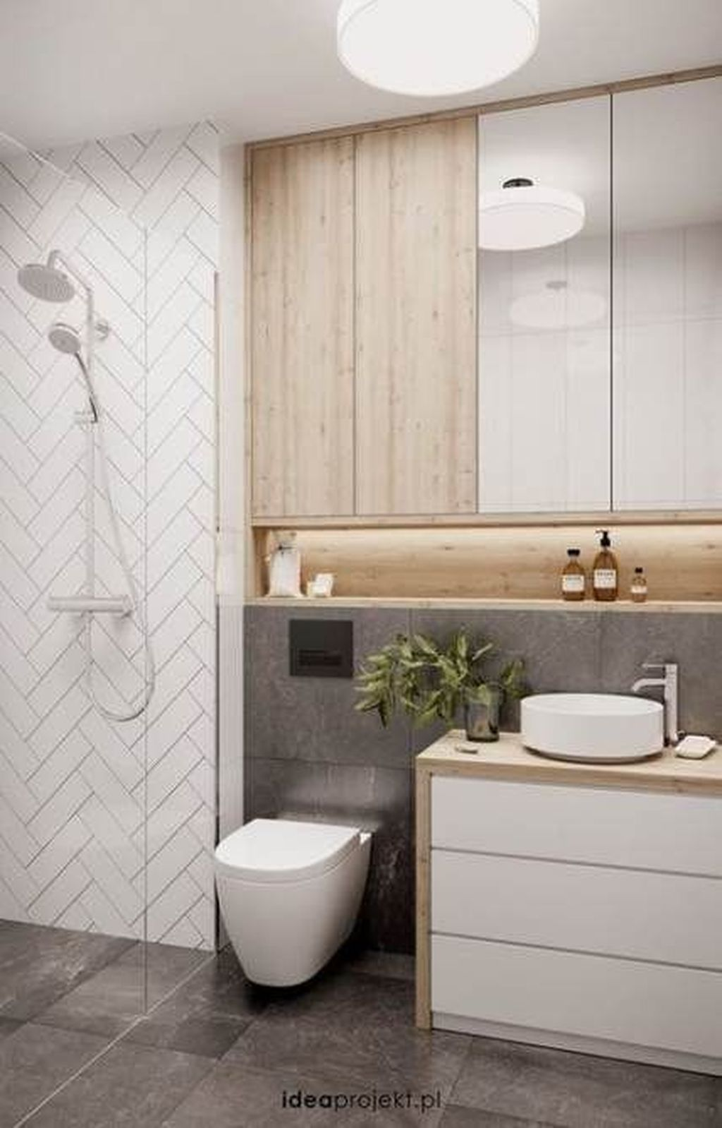 Inspiring Bathroom Tile Showers Design Ideas 23