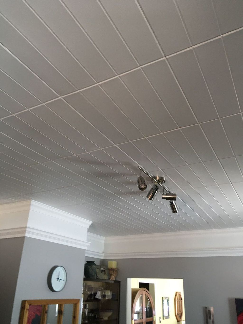 Inspiring Drywall Design Ideas To Beautify Your Interior 16