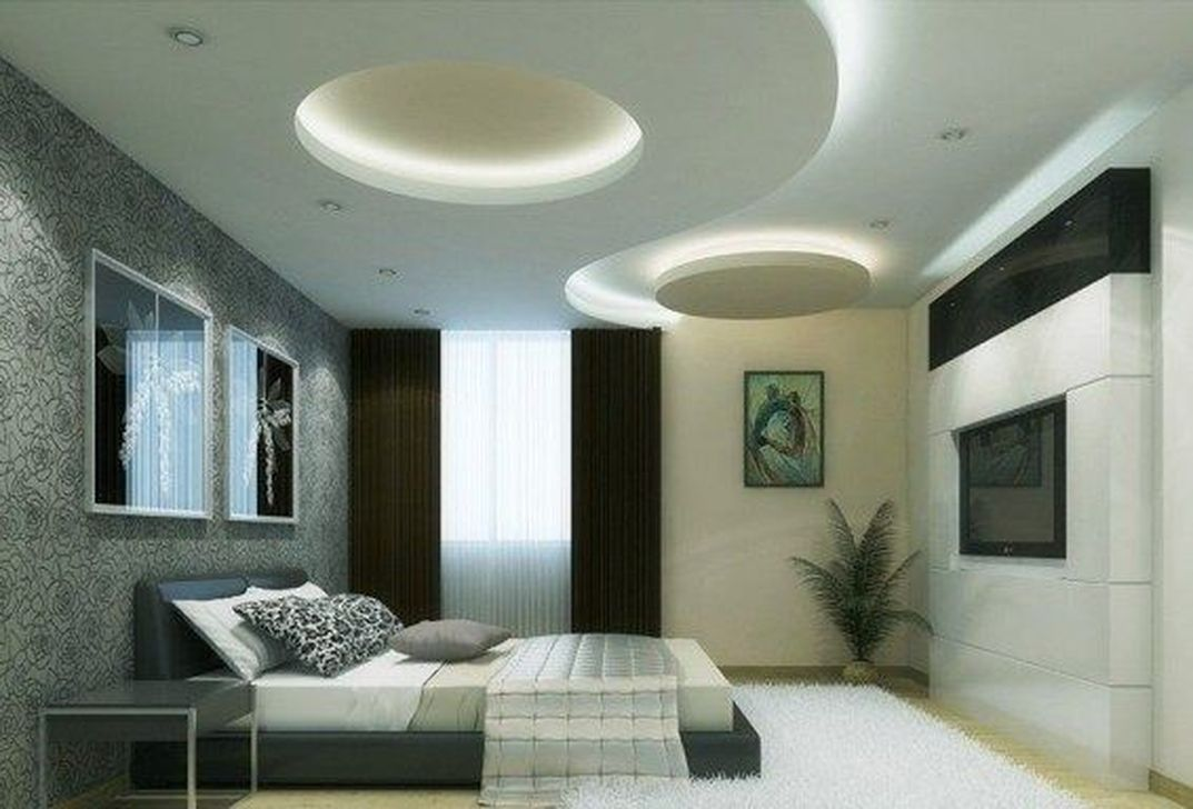 Inspiring Drywall Design Ideas To Beautify Your Interior 17