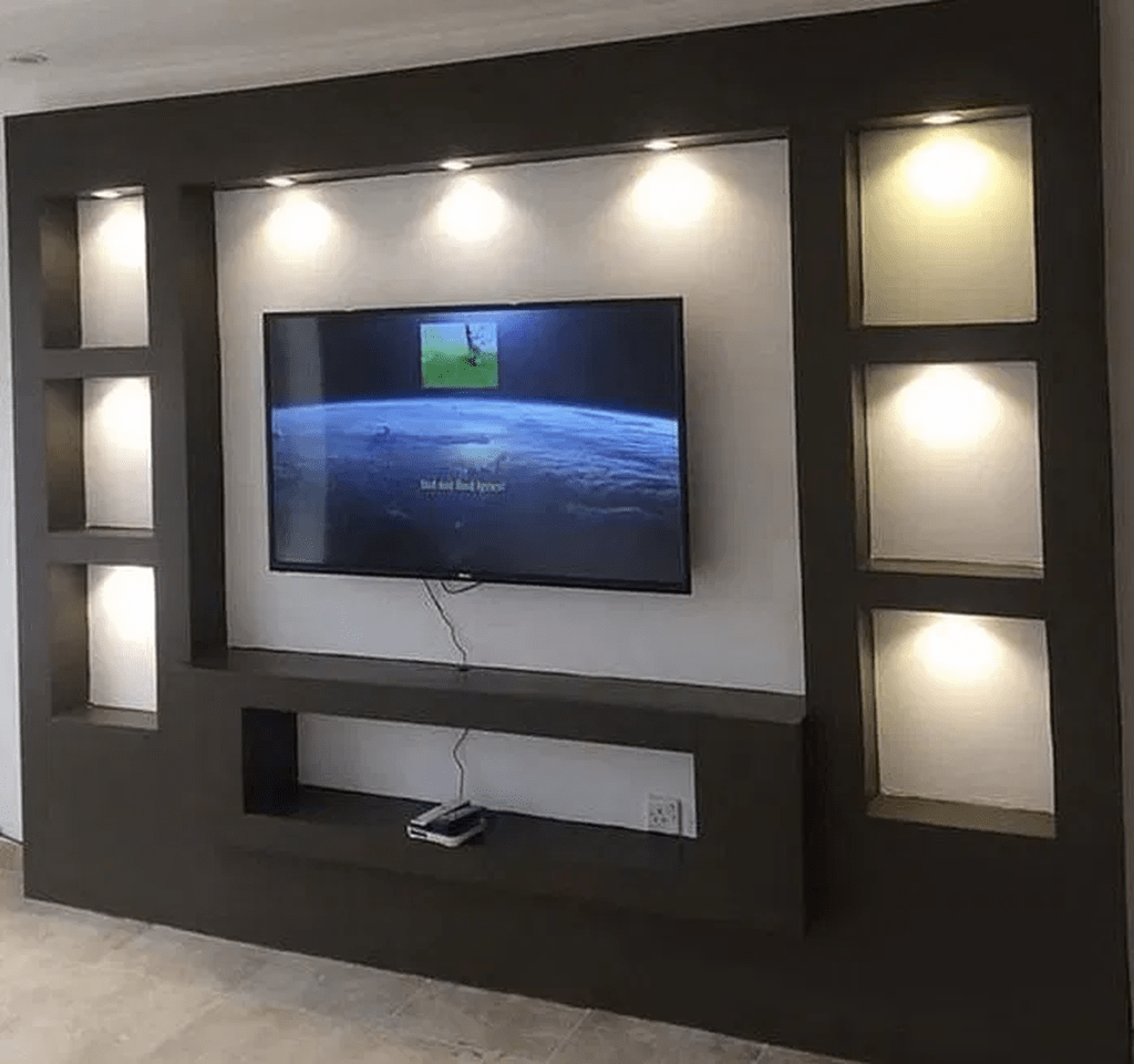 Inspiring Drywall Design Ideas To Beautify Your Interior 24
