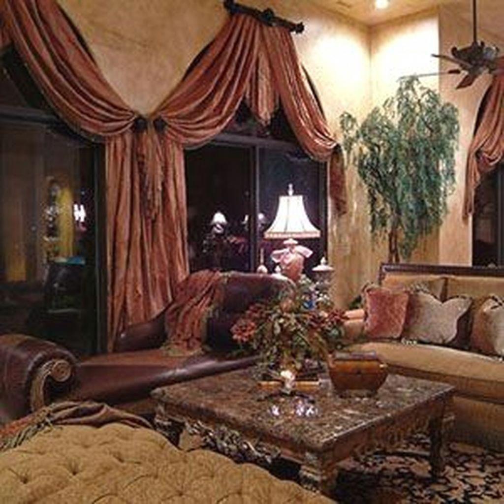 Nice Tuscan Living Room Decor Ideas You Will Love 01