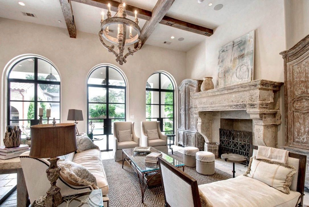 Nice Tuscan Living Room Decor Ideas You Will Love 18
