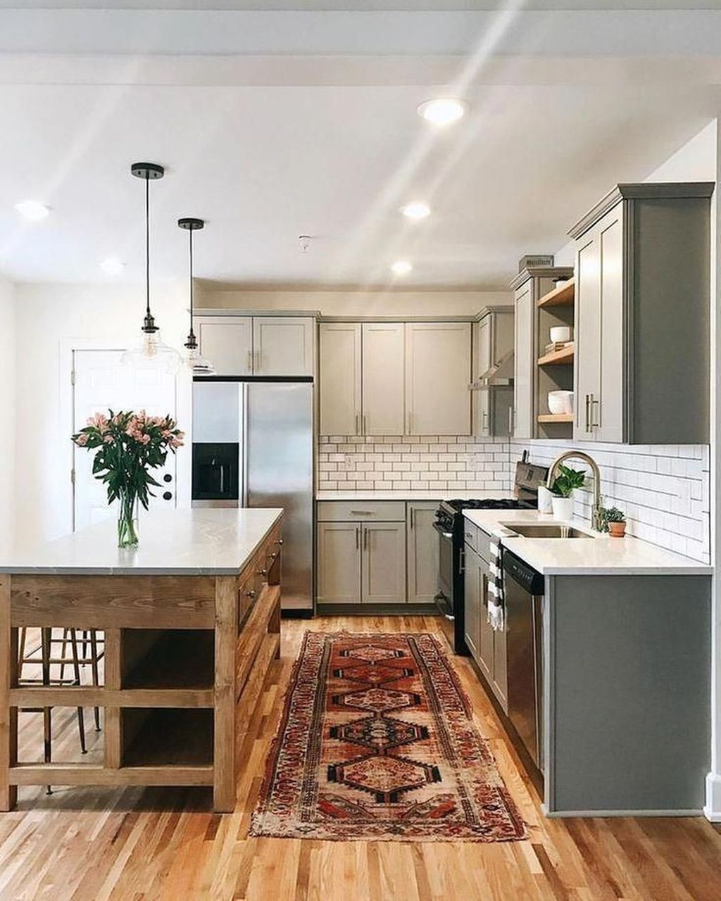 Popular Apartment Kitchen Design Ideas You Should Copy 02