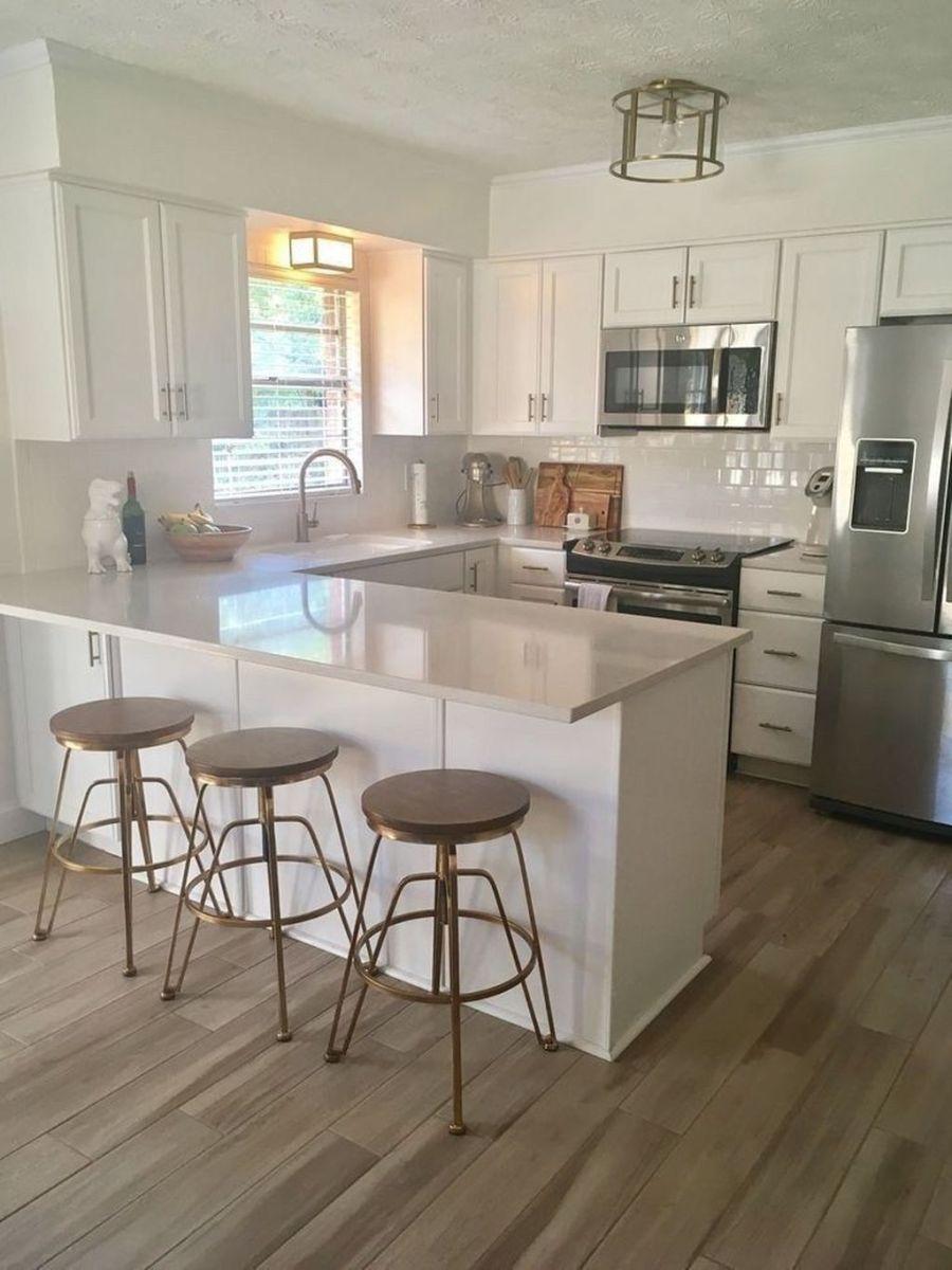 Popular Apartment Kitchen Design Ideas You Should Copy 11