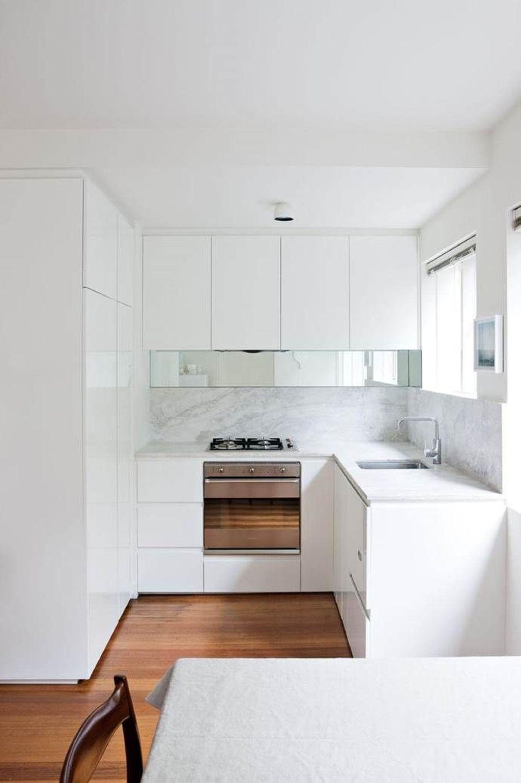 Popular Apartment Kitchen Design Ideas You Should Copy 22