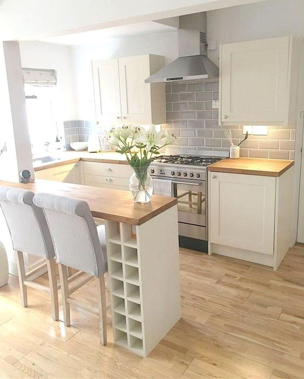 Popular Apartment Kitchen Design Ideas You Should Copy 26