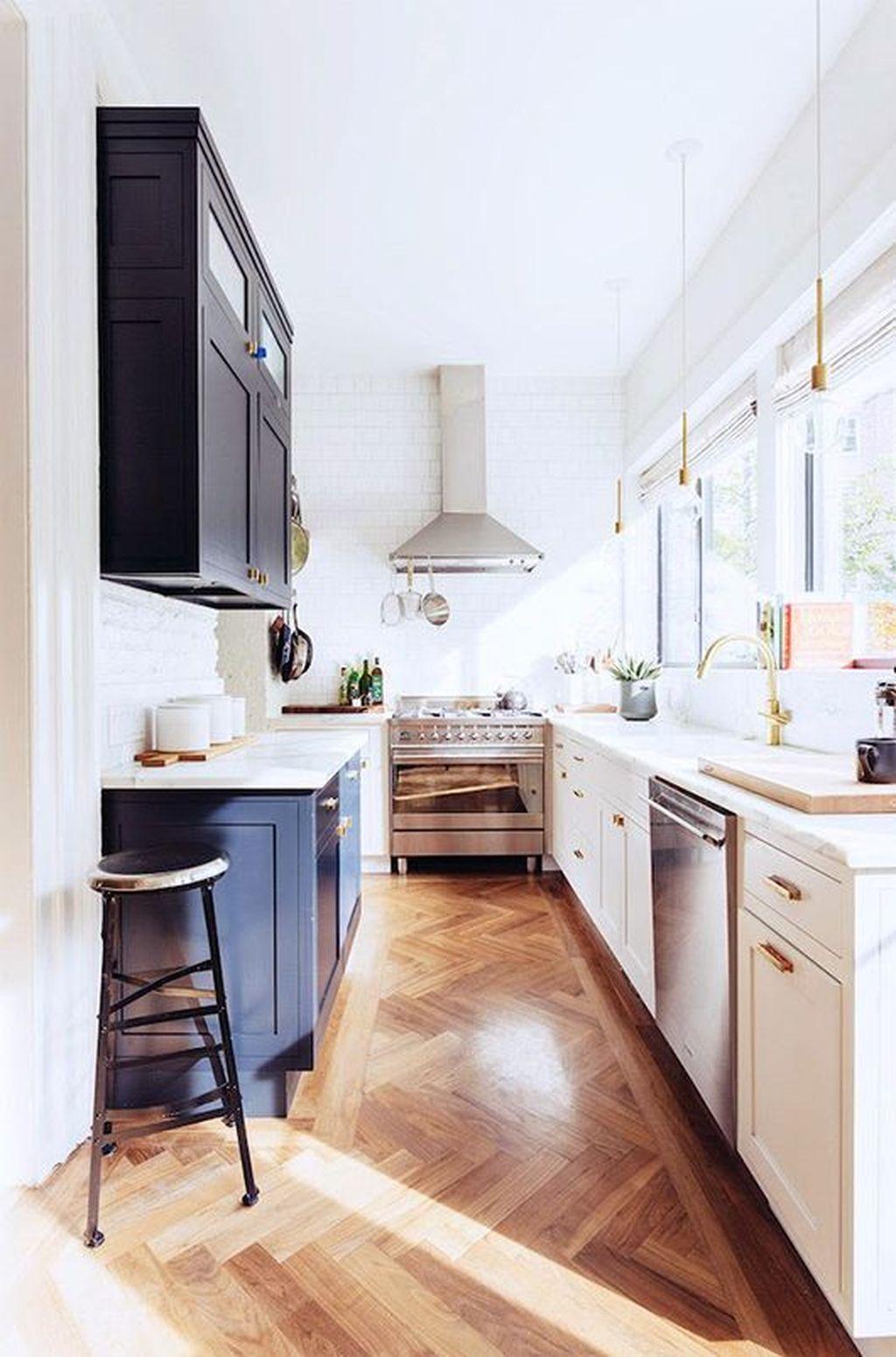 30 Popular U Shaped Kitchen Design Ideas   PIMPHOMEE