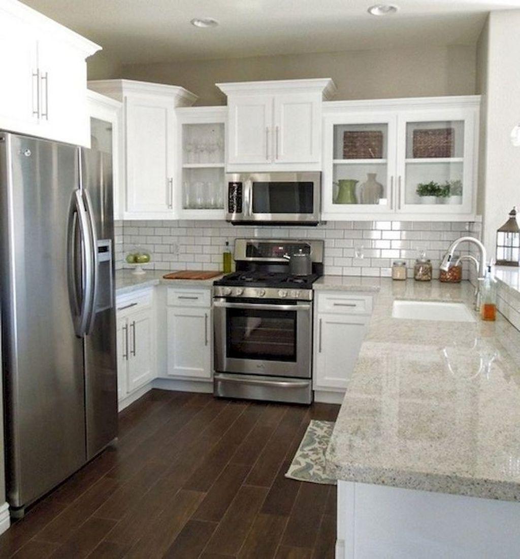 30 popular ushaped kitchen design ideas  pimphomee