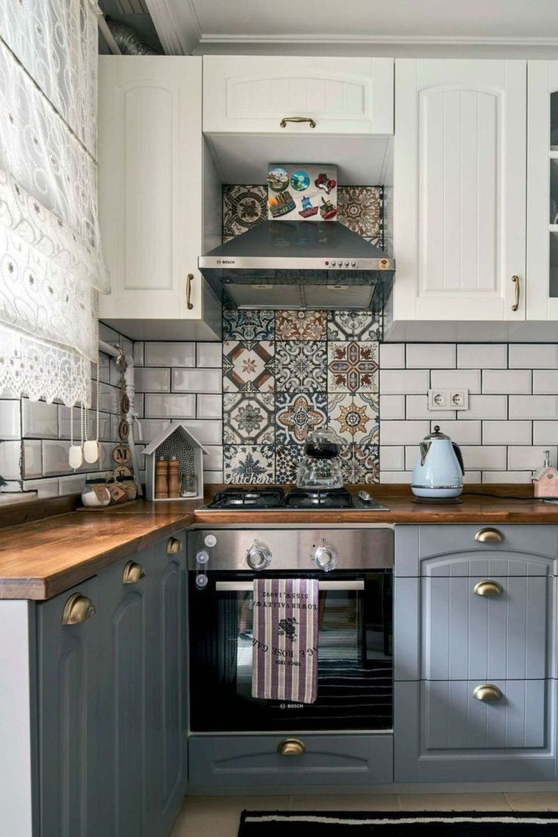 Popular Wooden Cabinets Design Ideas For Your Kitchen Decor 10