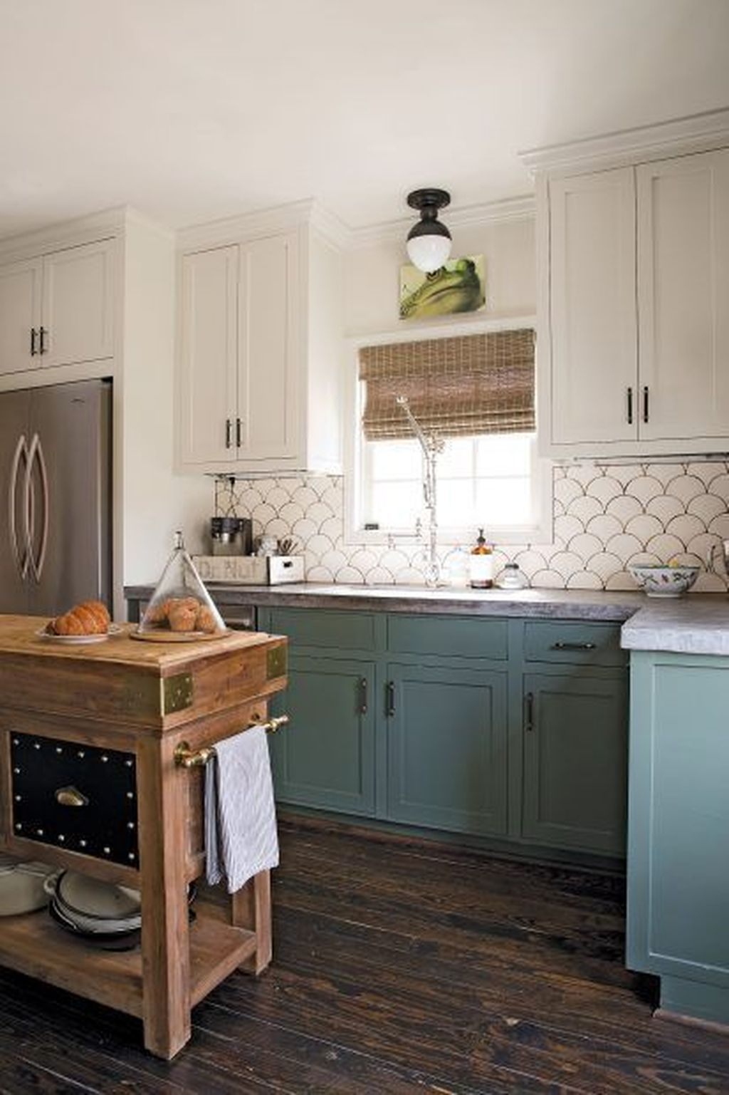 Popular Wooden Cabinets Design Ideas For Your Kitchen Decor 28