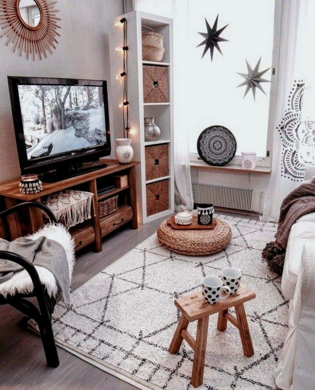 Stunning Apartment Furniture Ideas You Must Have 23