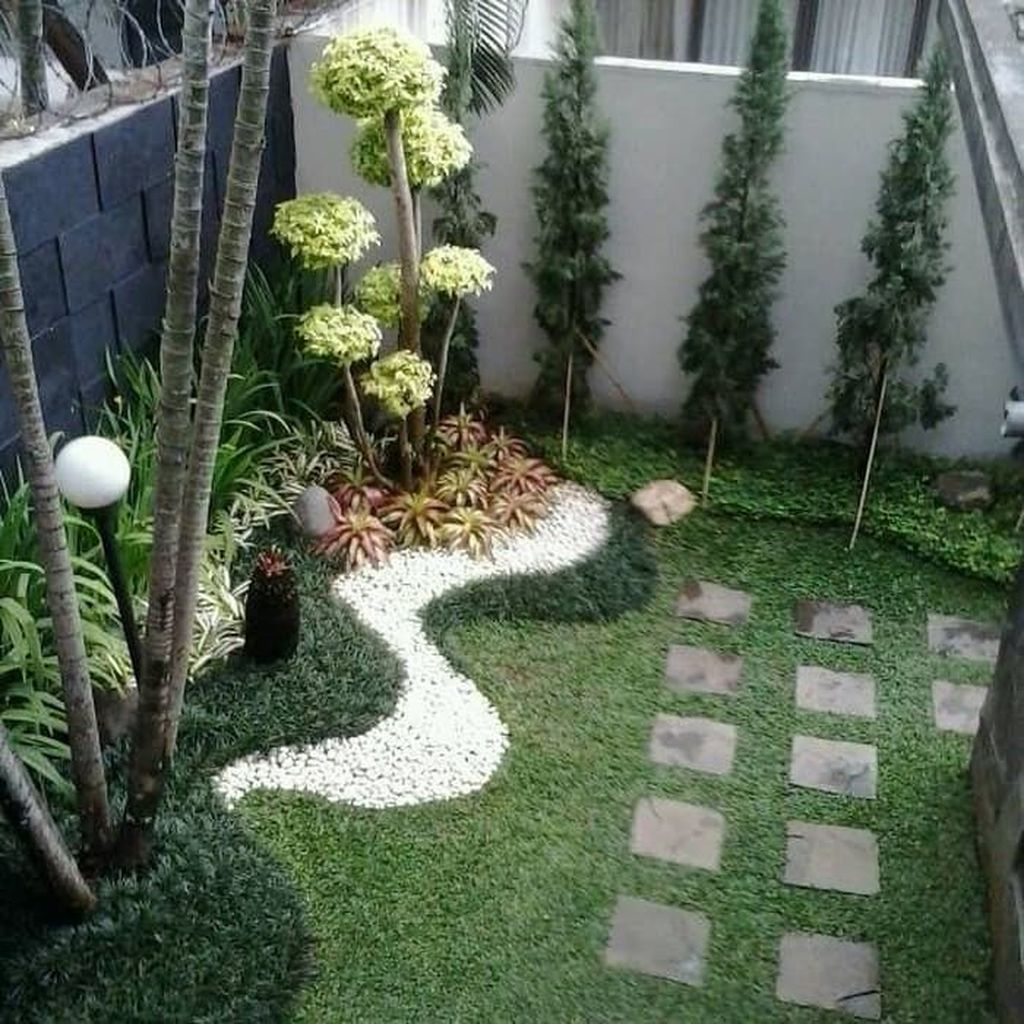 The Best Minimalist Garden Design Ideas You Have To Try 04