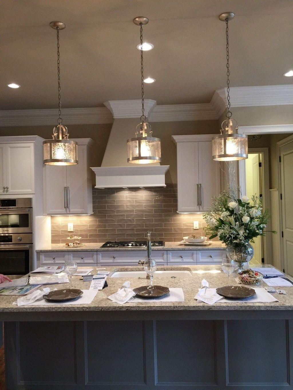Wonderful Kitchen Lighting Ideas To Make It Look More Beautiful 02