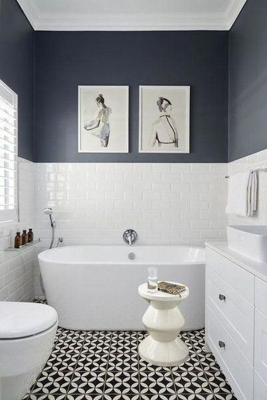Fabulous Small Bathroom Design Ideas 24