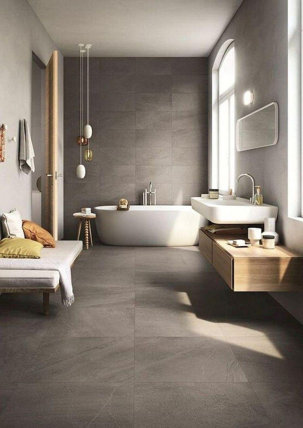 Popular Contemporary Bathroom Design Ideas 02