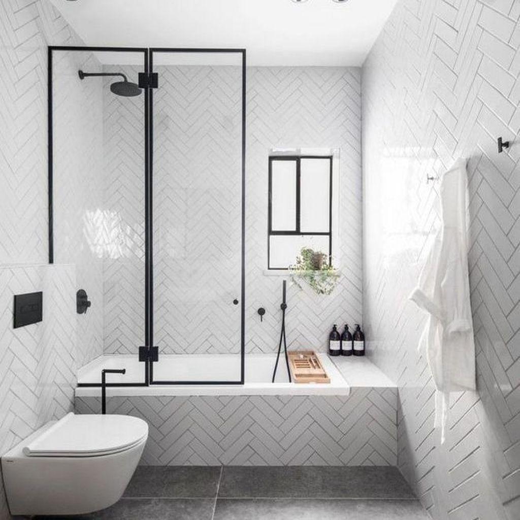 Popular Contemporary Bathroom Design Ideas 13