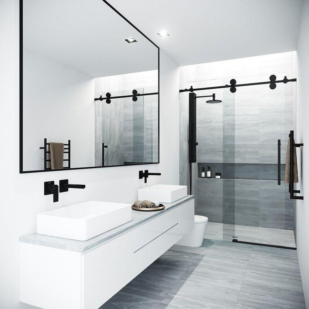 Popular Contemporary Bathroom Design Ideas 20