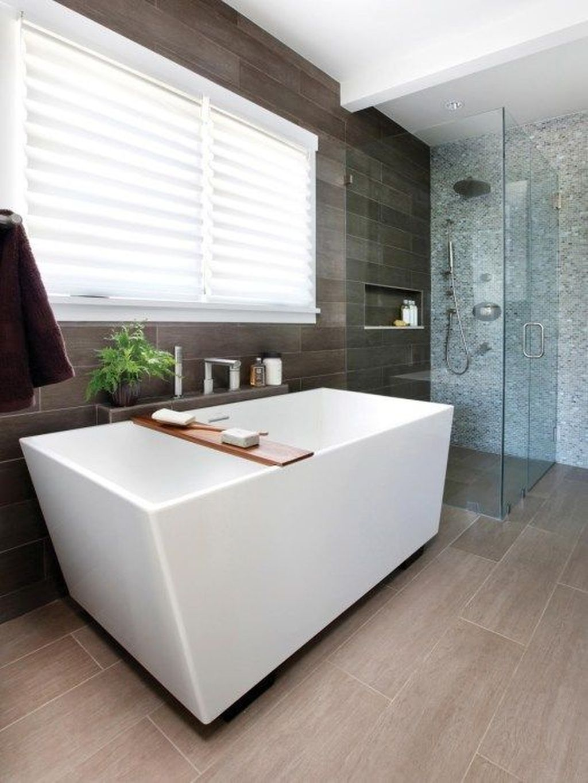 Popular Contemporary Bathroom Design Ideas 22