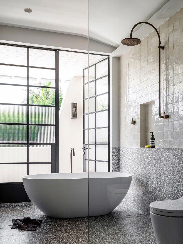 Popular Contemporary Bathroom Design Ideas 30