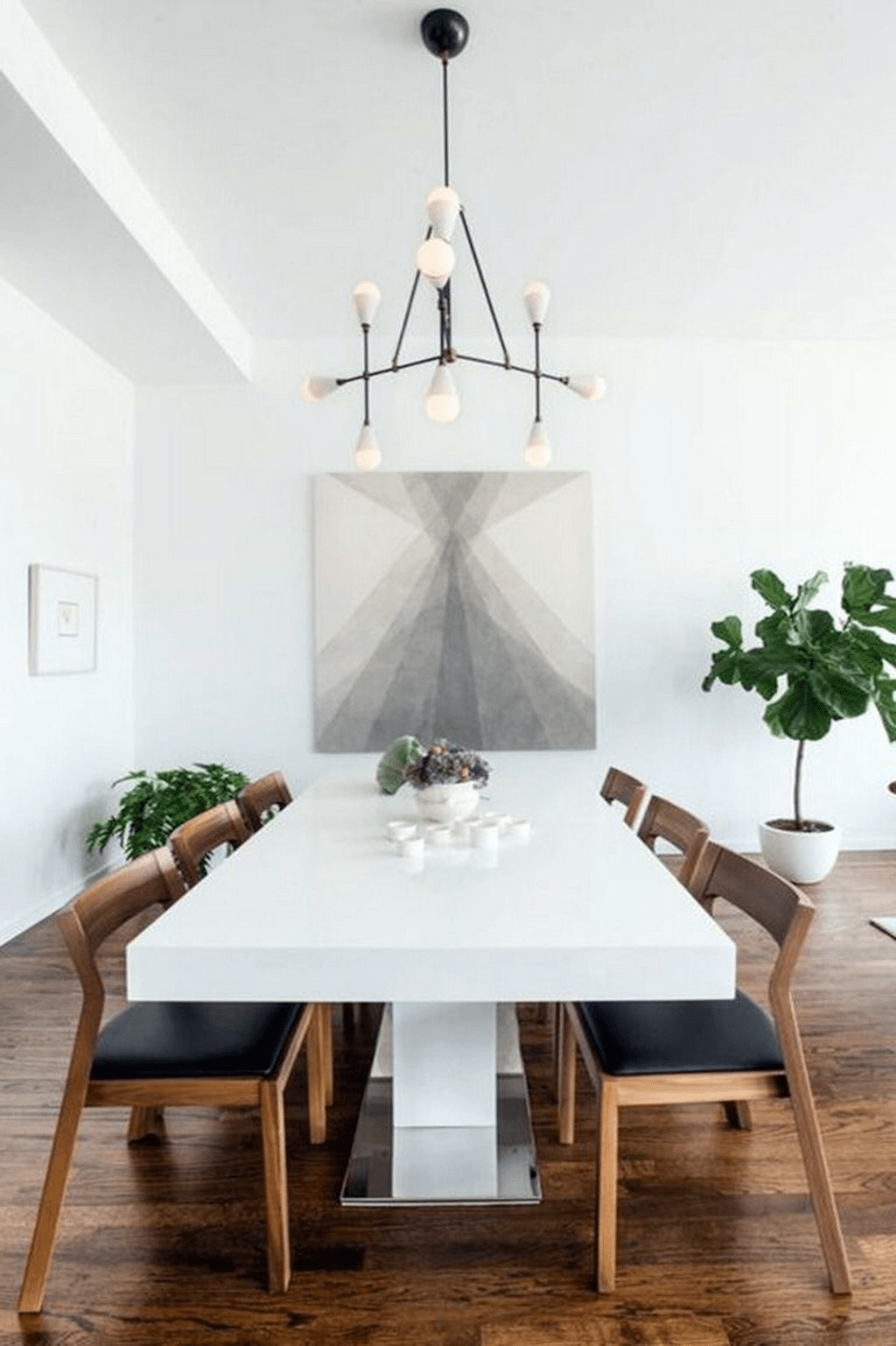Stunning Dining Room Table Design With Modern Style 08