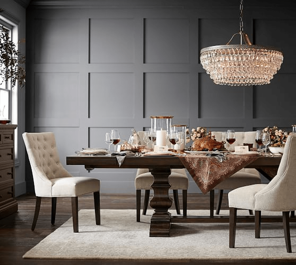 Stunning Dining Room Table Design With Modern Style 11