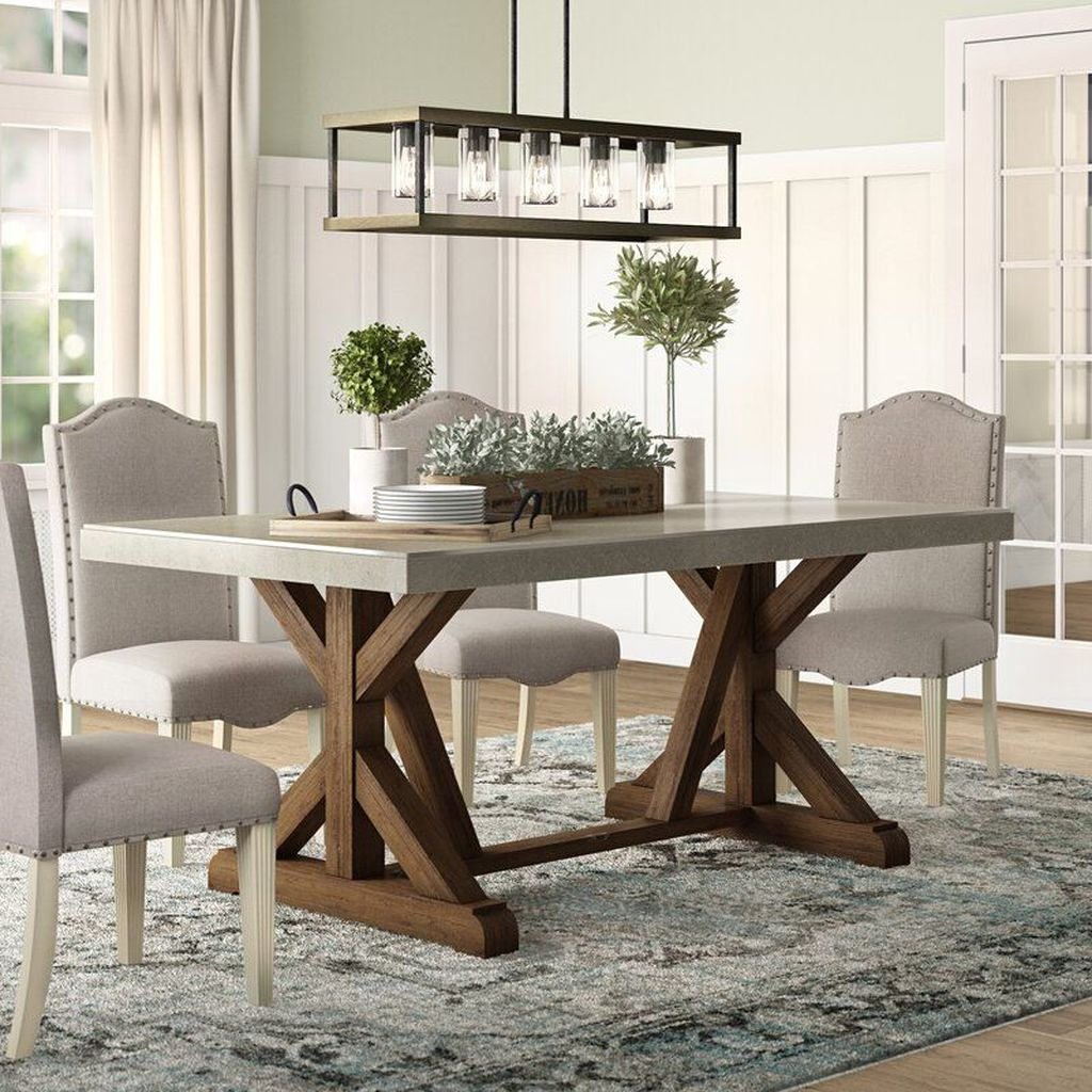 Stunning Dining Room Table Design With Modern Style 15