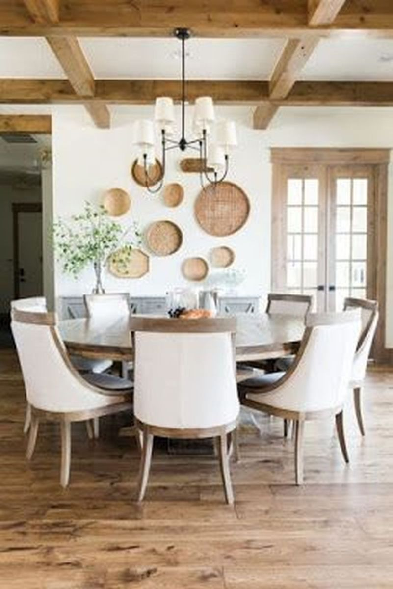 Stunning Dining Room Table Design With Modern Style 18