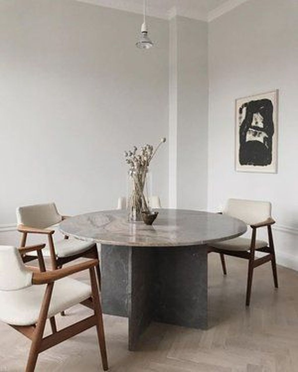 Stunning Dining Room Table Design With Modern Style 24