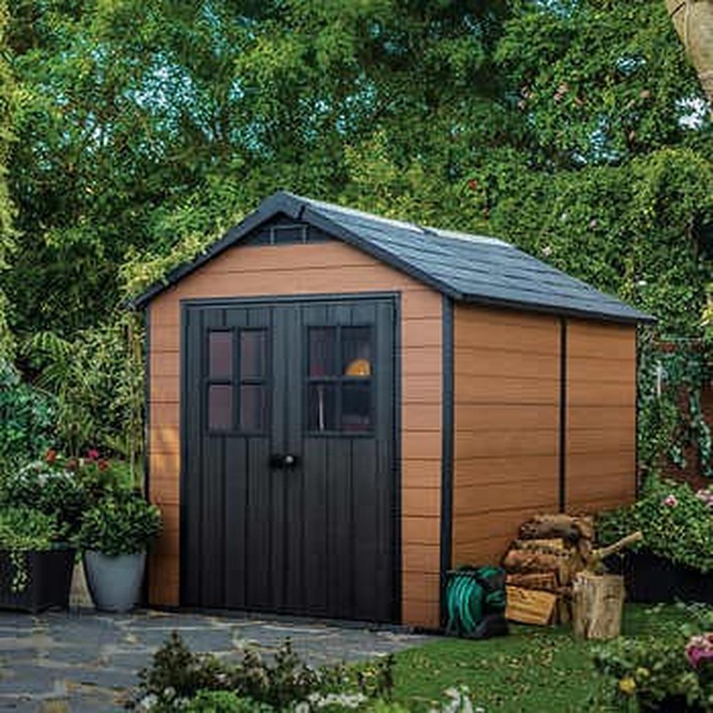 Awesome Backyard Storage Sheds Design Ideas 23