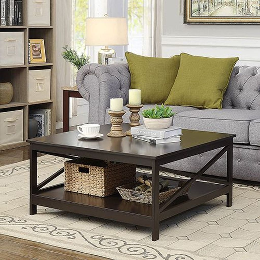 Beautiful Living Room Coffee Table Decor Ideas 09