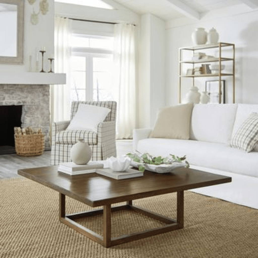 Beautiful Living Room Coffee Table Decor Ideas 31