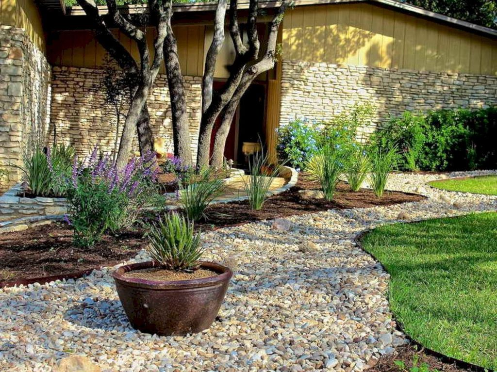 Best Rock Garden Landscaping Ideas You Should Try 22