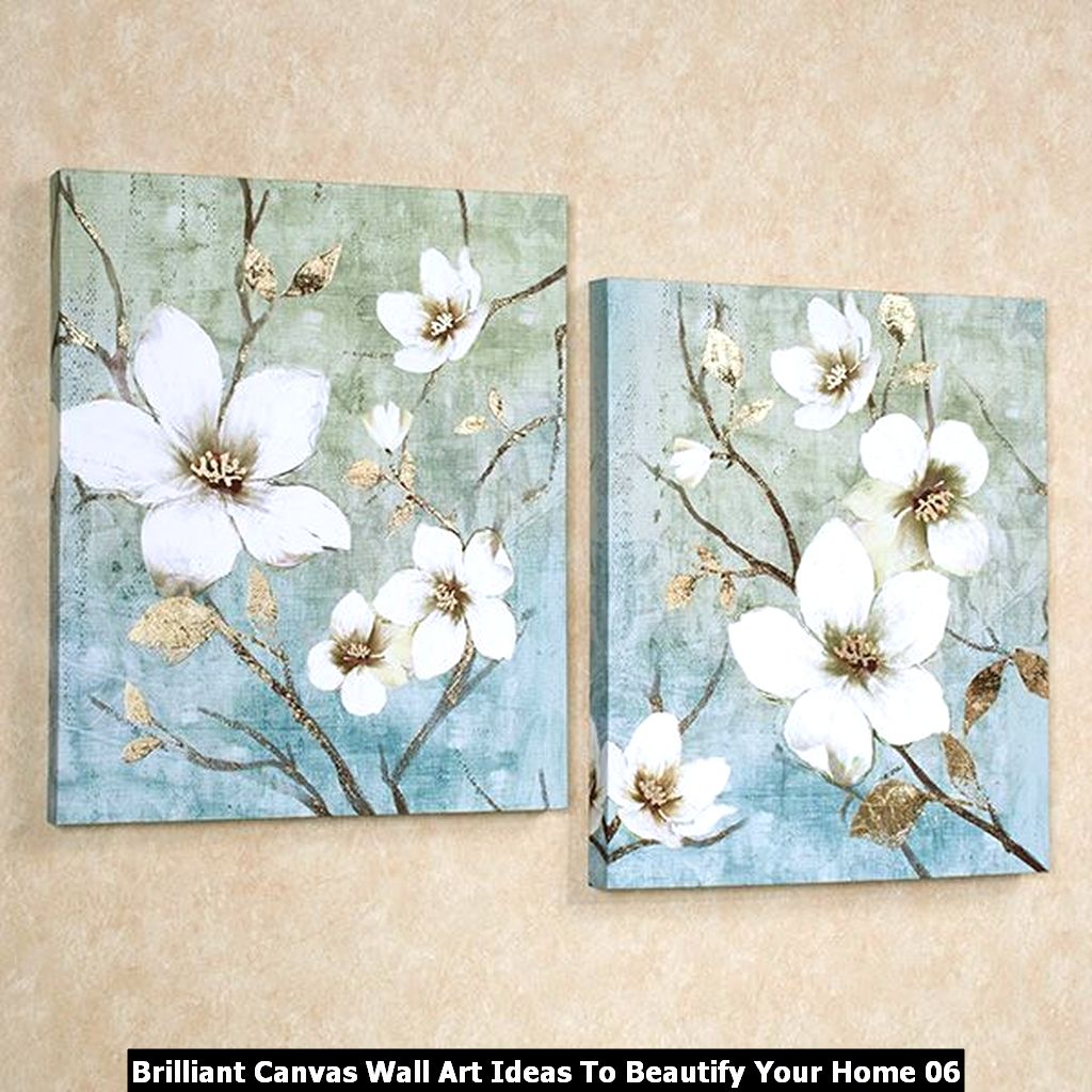 Brilliant Canvas Wall Art Ideas To Beautify Your Home 06