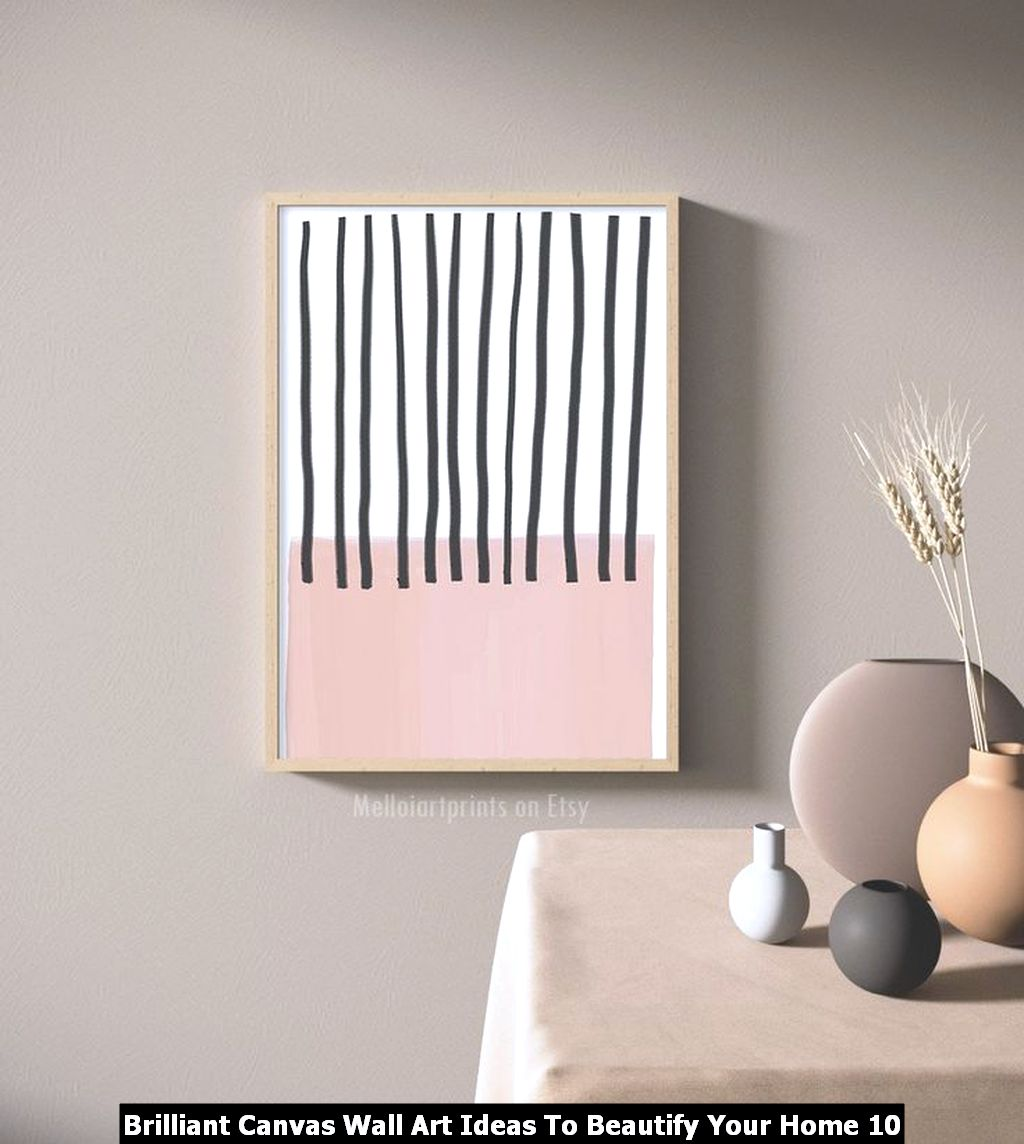 Brilliant Canvas Wall Art Ideas To Beautify Your Home 10