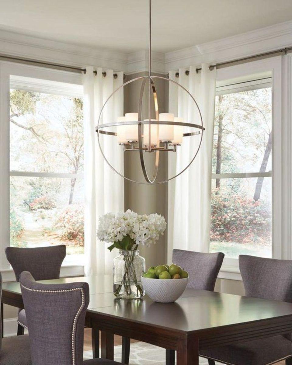 Brilliant French Dining Room Decor Ideas 05