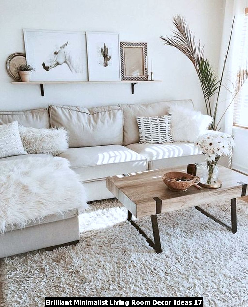 Brilliant Minimalist Living Room Decor Ideas 17