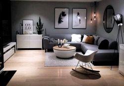 Brilliant Minimalist Living Room Decor Ideas 24