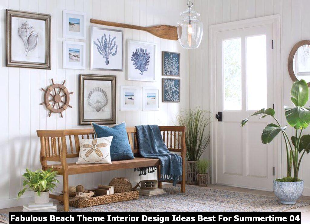 Fabulous Beach Theme Interior Design Ideas Best For Summertime 04