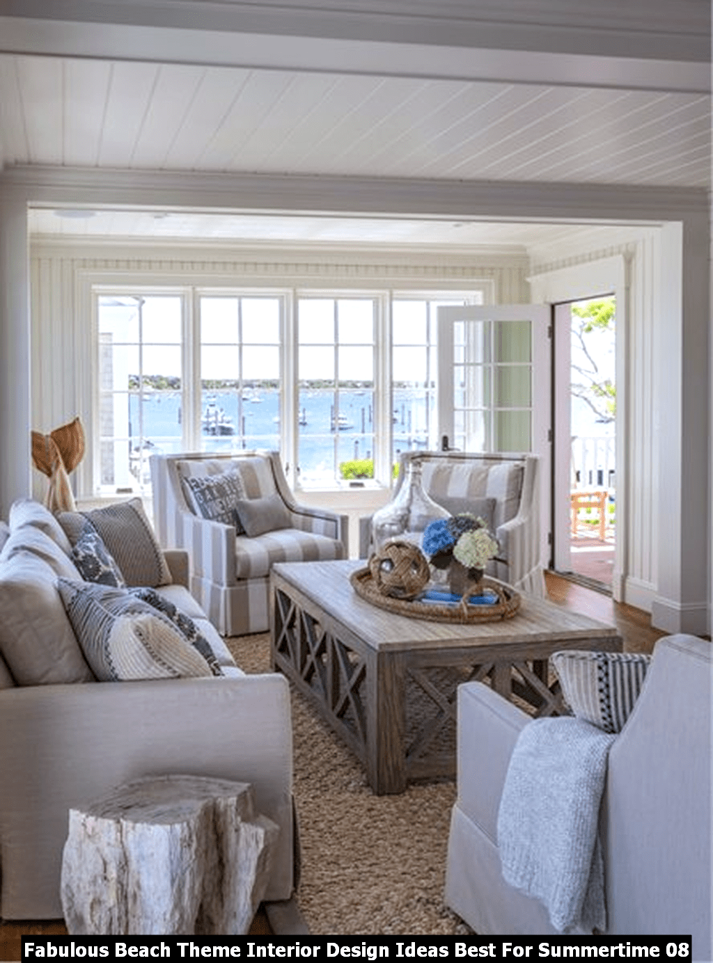 Fabulous Beach Theme Interior Design Ideas Best For Summertime 08