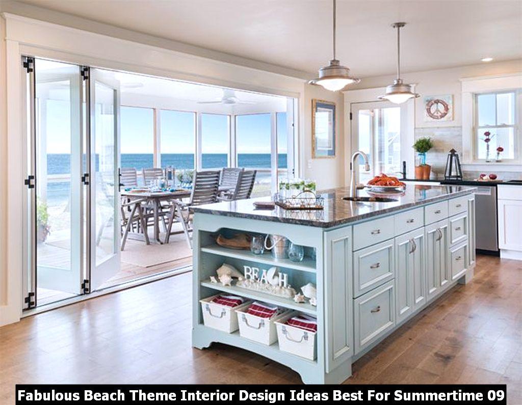 Fabulous Beach Theme Interior Design Ideas Best For Summertime 09