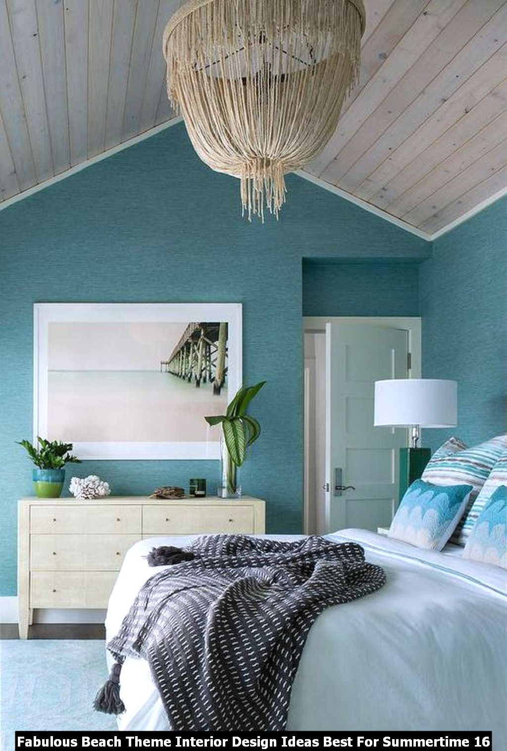 Fabulous Beach Theme Interior Design Ideas Best For Summertime 16