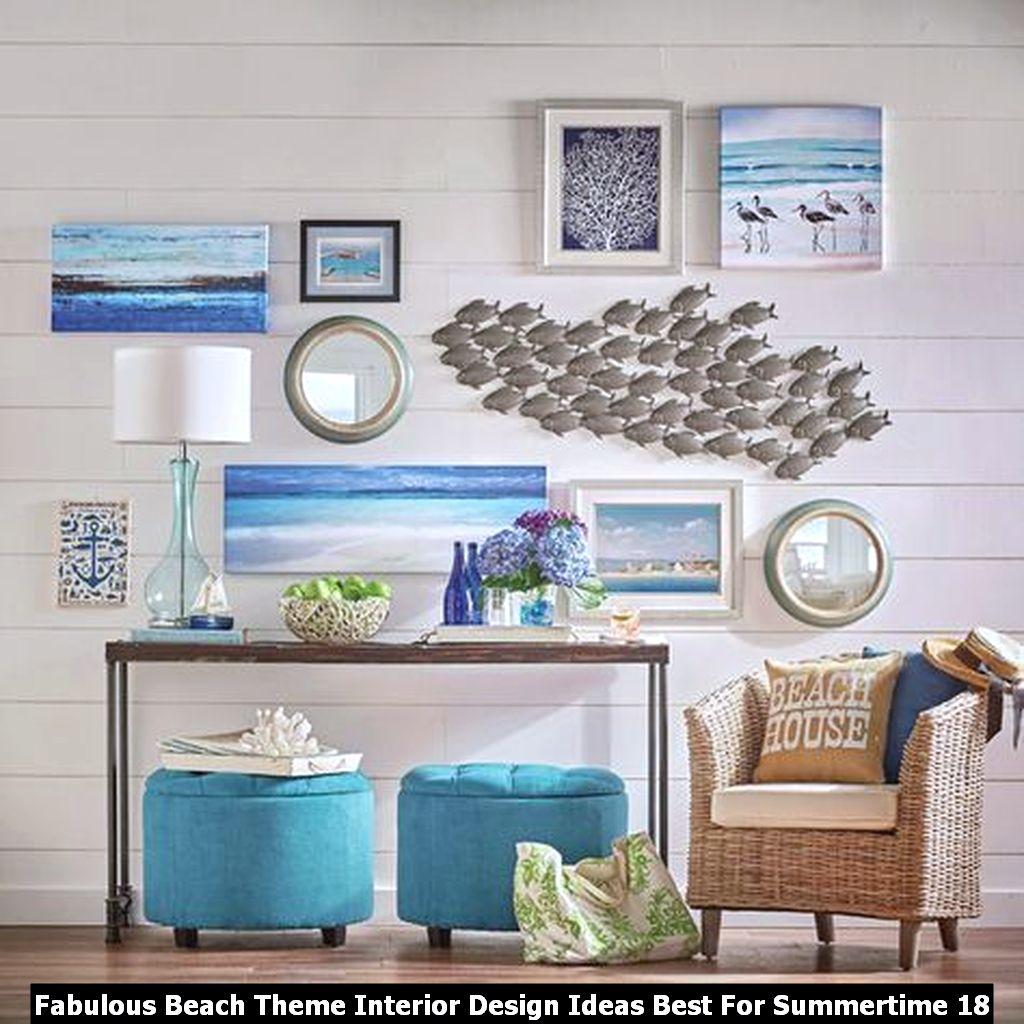 Fabulous Beach Theme Interior Design Ideas Best For Summertime 18