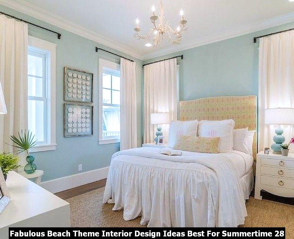 Fabulous Beach Theme Interior Design Ideas Best For Summertime 28