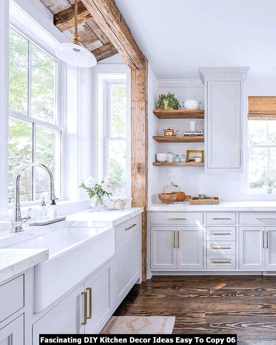 Fascinating DIY Kitchen Decor Ideas Easy To Copy 06