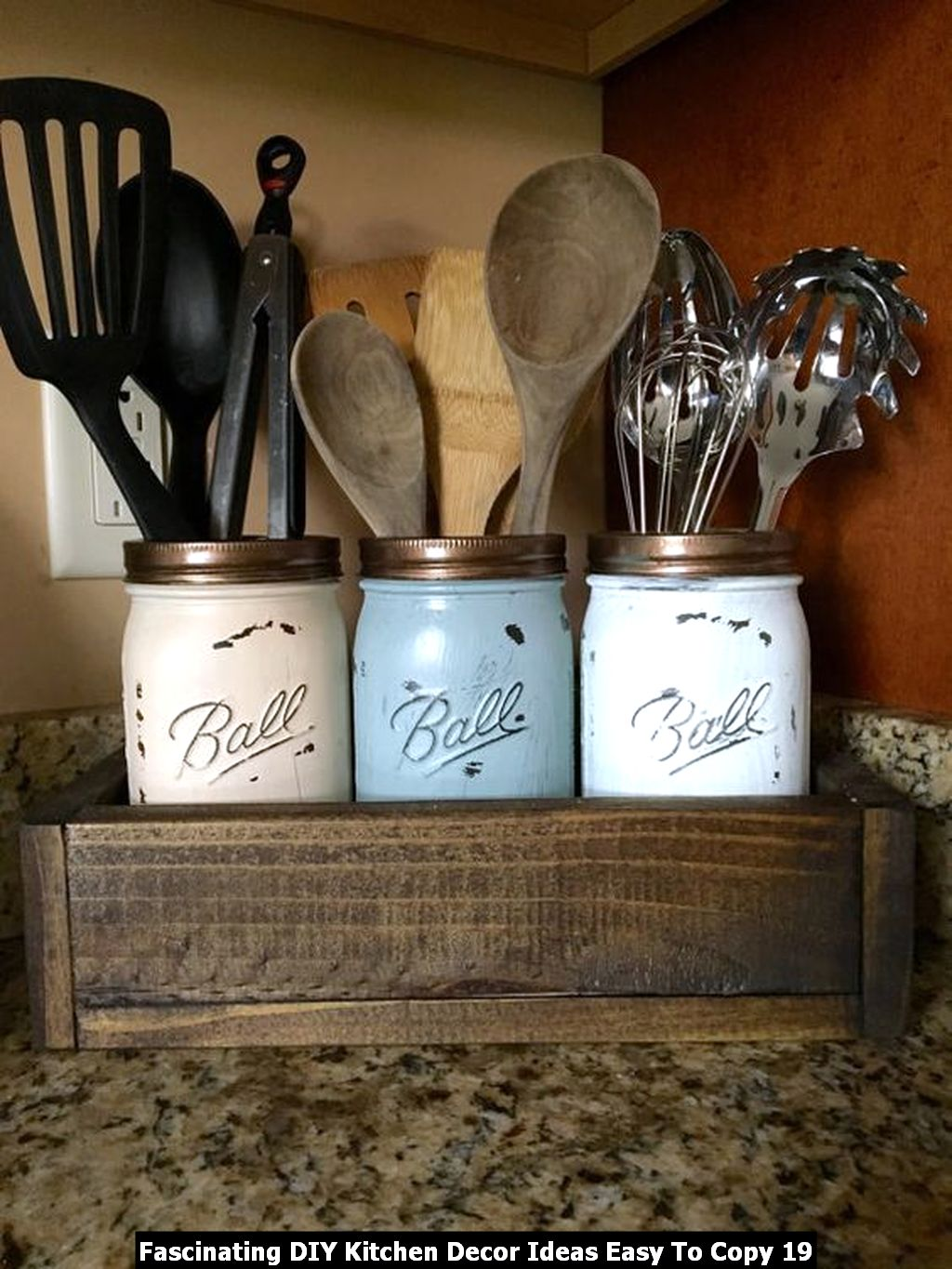 Fascinating DIY Kitchen Decor Ideas Easy To Copy 19