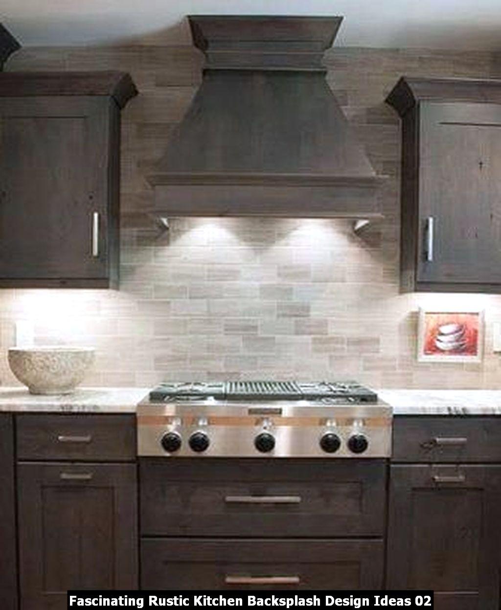 Fascinating Rustic Kitchen Backsplash Design Ideas 02