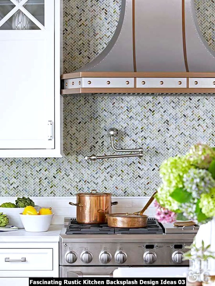 Fascinating Rustic Kitchen Backsplash Design Ideas 03