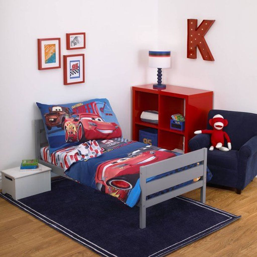 Fascinating Superhero Theme Bedroom Decor Ideas 18