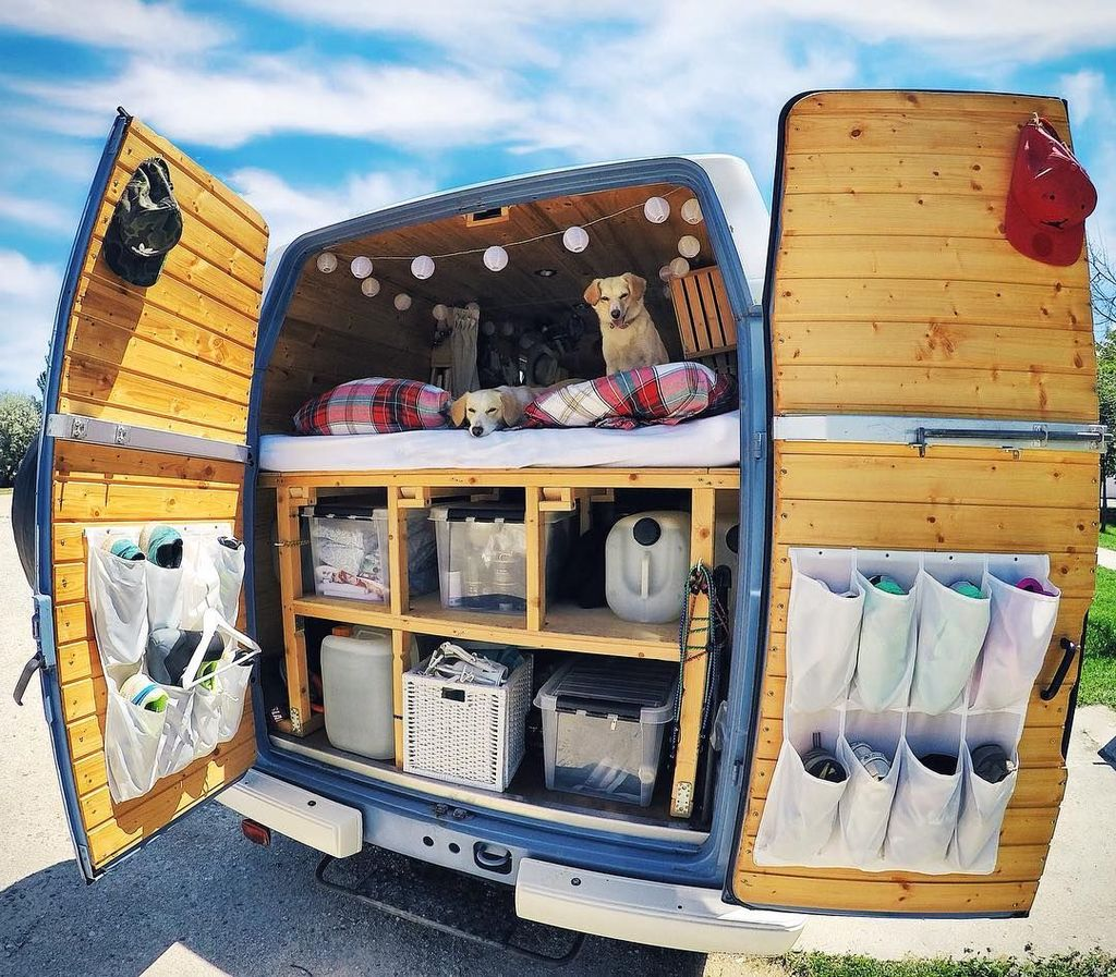 Gorgeous RV Camper Storage Ideas For Spring And Summer Holiday 05